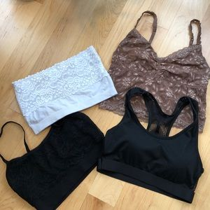 Other - Set for four Bralettes